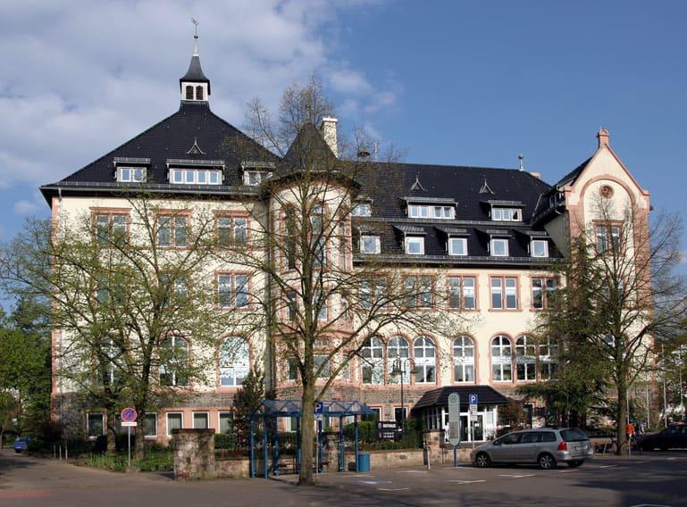 Rathaus-Bensheim