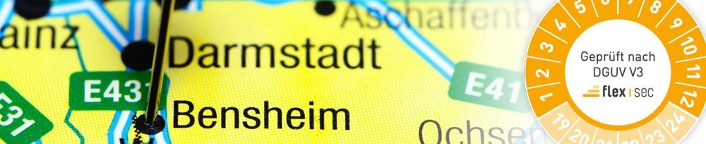 DGUV Prüfung Bensheim
