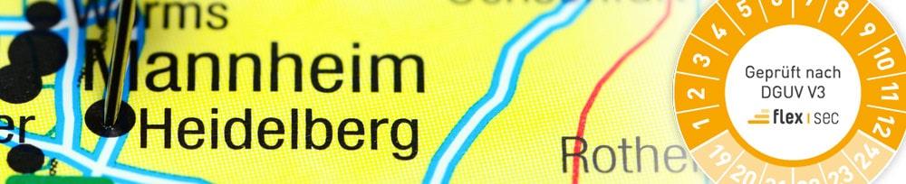 dguv Prüfung Heidelberg