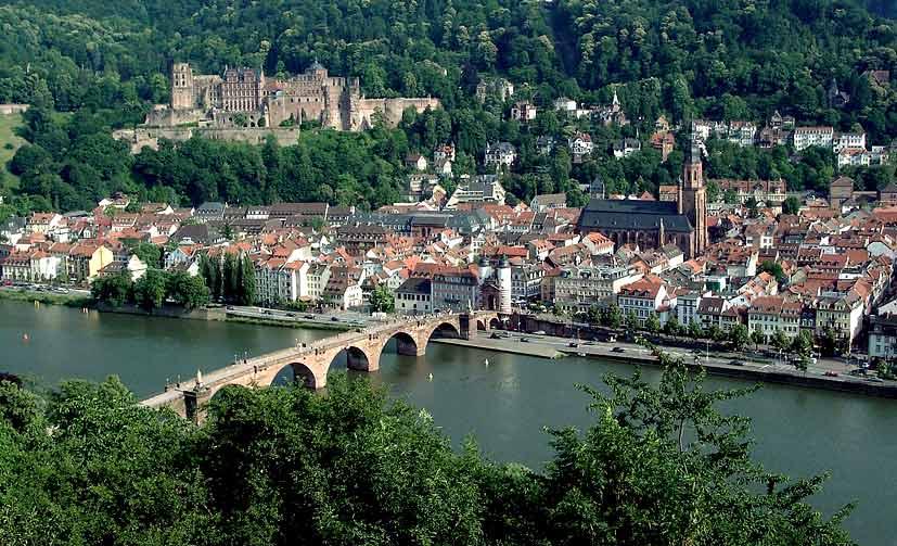Heidelberg-Philosophenweg