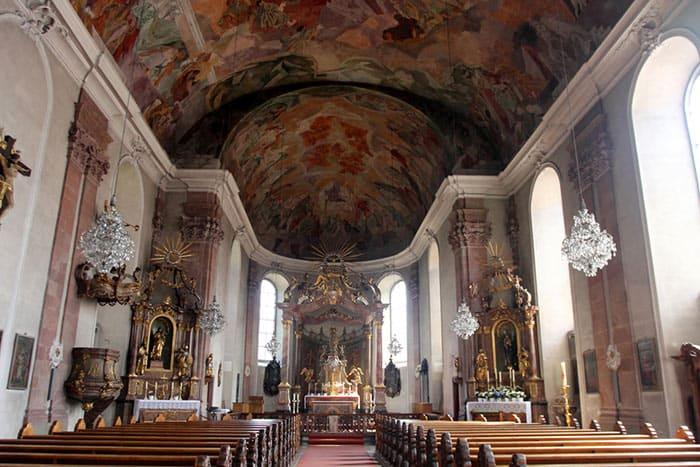 Marienkirche Aschaffenburg